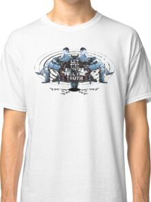 Visionaries #2 - Nikola Tesla - Building It In Your Imagination Classic T-Shirt