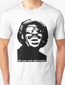 stevie wonder- fill your soul with wonder T-Shirt