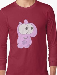 Big Eyed Monster Long Sleeve T-Shirt