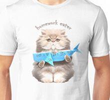 HOMEWORK EATER Unisex T-Shirt