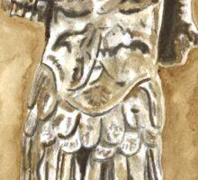 Roman Armor  Sticker