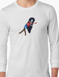 Marceline the Vampire Queen Long Sleeve T-Shirt