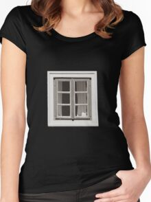 Seen ages... (T-Shirt) Women's Fitted Scoop T-Shirt