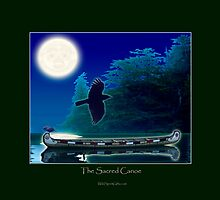 The Sacred Canoe by Skye Ryan-Evans