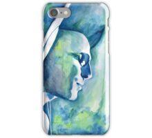 Blue iPhone Case/Skin