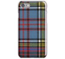Anderson Tartan iPhone Case/Skin