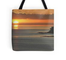 At the end of a beautiful day ! Tote Bag