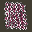 Make Your Eyes Hurt Diamonds by Kris Keogh