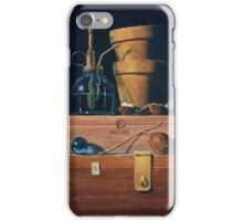 Small Blue Ball iPhone Case/Skin