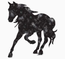 a cloud called horse tee One Piece - Short Sleeve