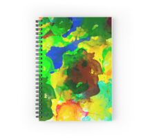 Water Colours Notebook Spiral Notebook