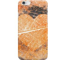 grungy heart iPhone Case/Skin