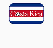 Costa Rica Football Unisex T-Shirt