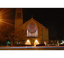 St. Pauls Church Photographic Print