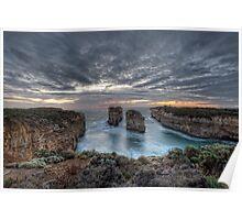 Loch Ard Gorge • Victoria • Australia Poster