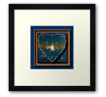 From The Inside Out Framed Print
