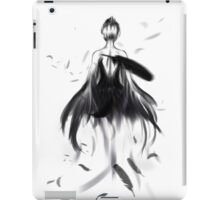 The swan princess. iPad Case/Skin