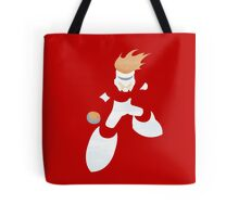 Project Silhouette 2.0: Fireman Tote Bag
