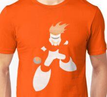 Project Silhouette 2.0: Fireman Unisex T-Shirt