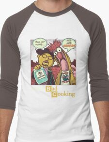 Bad Cooking Men's Baseball ¾ T-Shirt
