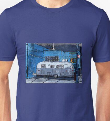 El Luchador Airstream Unisex T-Shirt