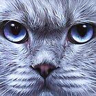 """Blue"" by Elena Kolotusha"