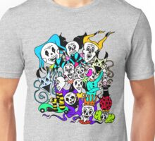 Fool Pack Color Unisex T-Shirt