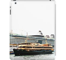 Collaroy Wake iPad Case/Skin