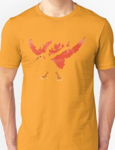 Project Silhouette 2.0: Moltres T-Shirt
