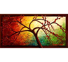 The Tree of Beauty Photographic Print