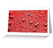 An Explosion Of Love Greeting Card