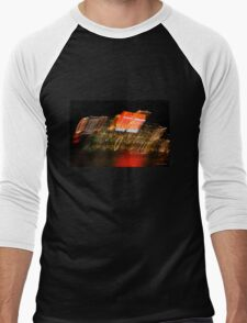 Fulton's Crab House Men's Baseball ¾ T-Shirt