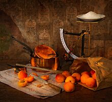 Making Apricot Jam by Heather Prince ( Hartkamp )