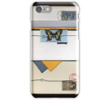Letter Bundle: Swallowtail iPhone Case/Skin
