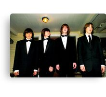 Formal in the LHD Canvas Print