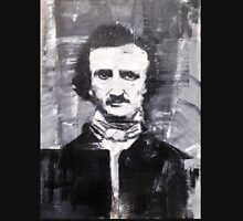 Edgar Allan Poe painting by William Wright Unisex T-Shirt