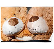 Strength In You Snuggle Bears Poster
