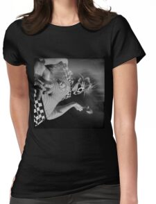 WE GOT A PLAN Womens Fitted T-Shirt