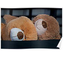 Snuggle Bears Poster