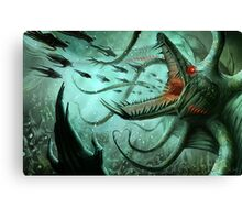Dagon Canvas Print