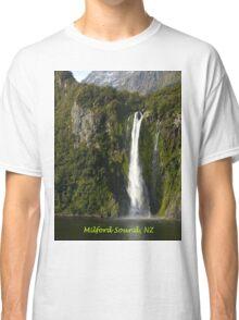 Milford Sound T-shirt Classic T-Shirt