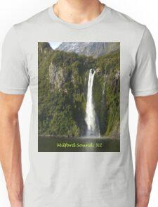 Milford Sound T-shirt Unisex T-Shirt