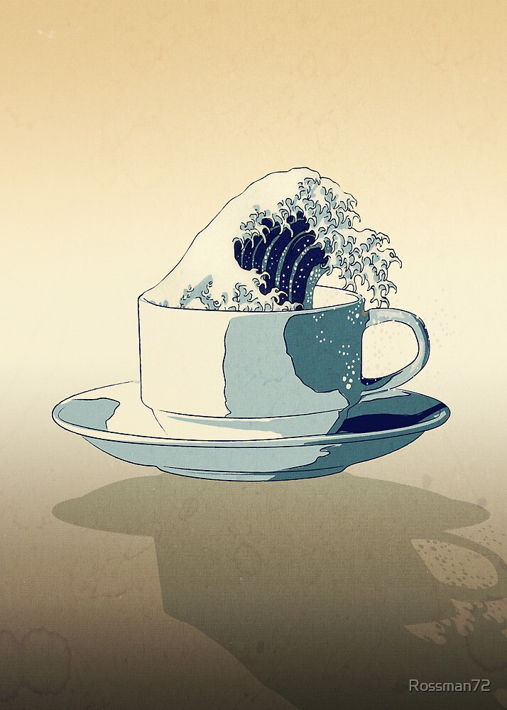 Storm in a Teacup - Tsea-nami! by Ross Robinson