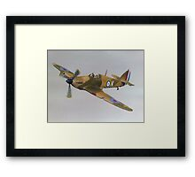 Hawker Hurricane - WWII Fighter Plane Framed Print