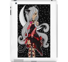 Neko Moonlight iPad Case/Skin