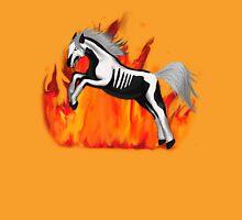 Skeleton Horse Unisex T-Shirt