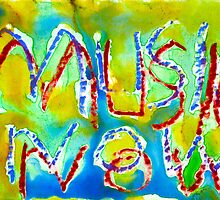 music now by Sam Fonte