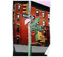 Bleeker Street  Poster
