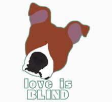 Love is Blind brown Kids Clothes