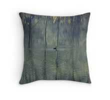 No time no space Throw Pillow
